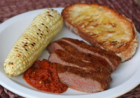 chile-rubbed-flatiron-steak