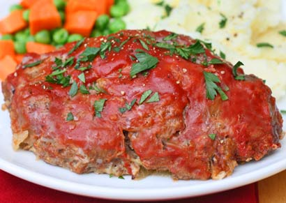 mini meatloaves individual loaves of yummy beef cheese and oats are ...