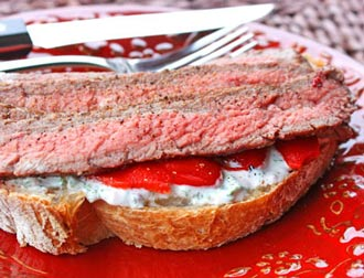 steak-sandwich-with-chimich