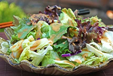 Here's a Great Salad Dressing