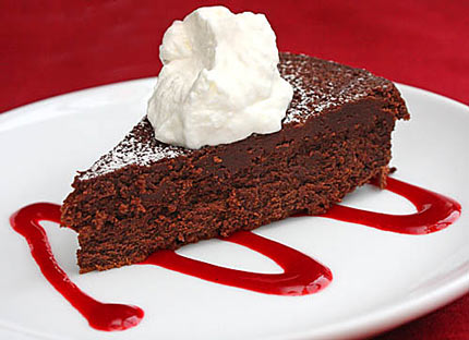 ... post one of my favorite chocolate desserts bourbon chocolate