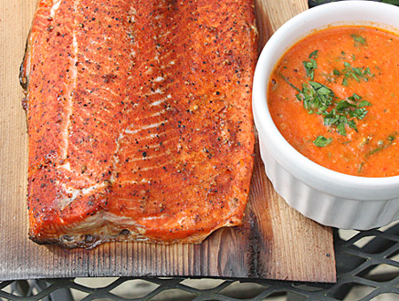 cedar-salmon-with-red-pep-s